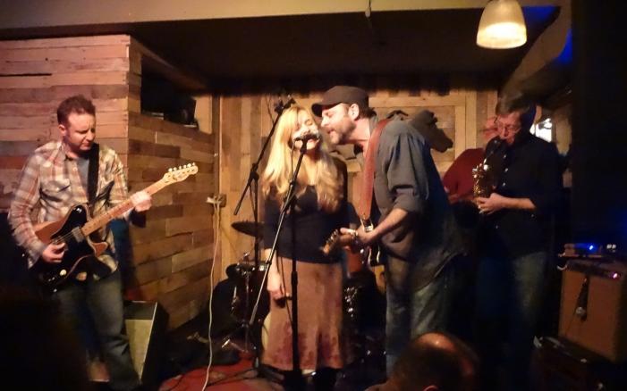 Tim Gearan Band w Danielle Miraglia