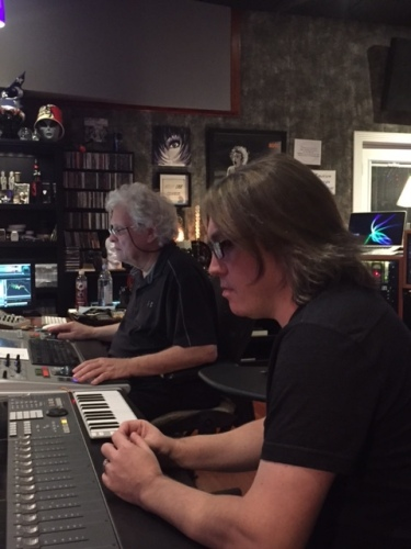 Michael Wagener and Dave Hope