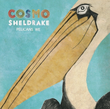Cosmo Sheldrake - Pelican We album cover