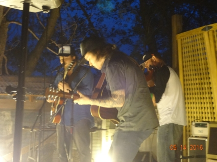 The DuPont Brothers at The Backyard
