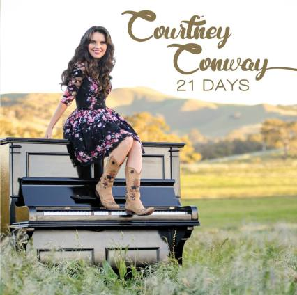Courtney Conway - 21 Days album cover
