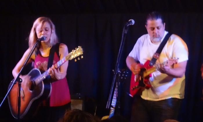 Danielle Miraglia & Tom Bianchi