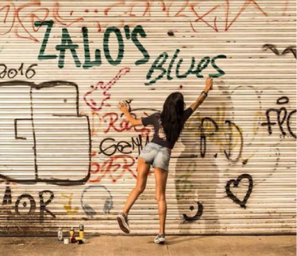 Gonzalo Bergara - Zalo's Blues