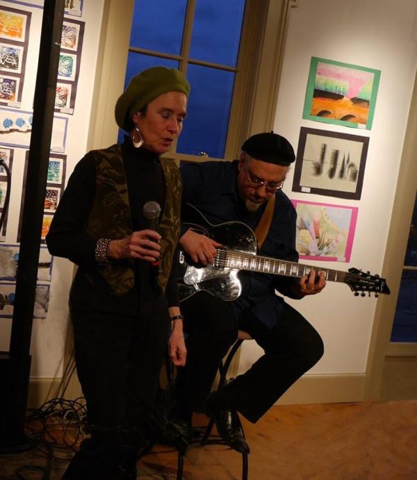 Sheila Landis & Rick Matle