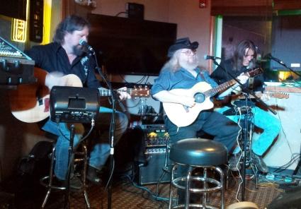 Mychael David & band