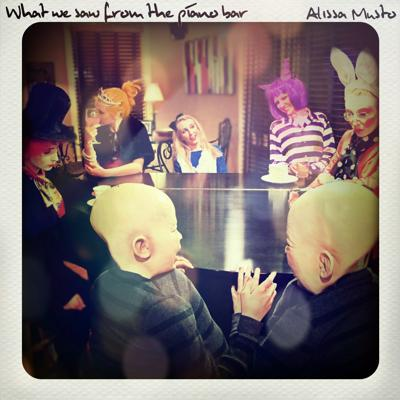 Alissa Musto - What We Saw from the Piano Bar