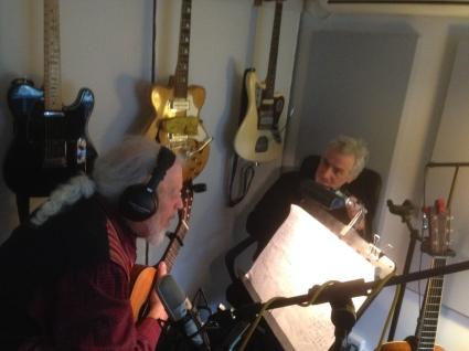 Tim Kent and Jimmy Lee Morris