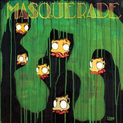 The Gentlemen's Anti-Temperance League - Masquerade