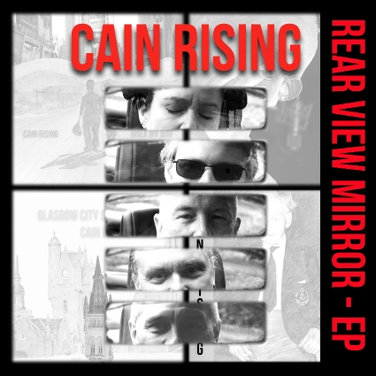 Cain Rising - Rear View Mirror EP cover