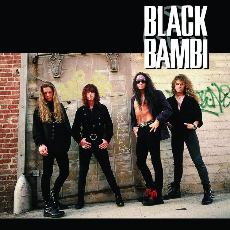 Album Review: Black Bambi – Black Bambi | Geoff Wilbur's