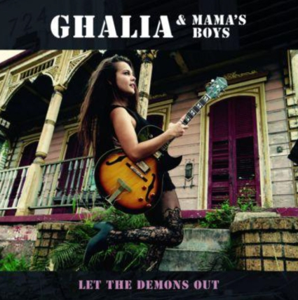 Ghalia & Mama's Boys - Let the Demons Out
