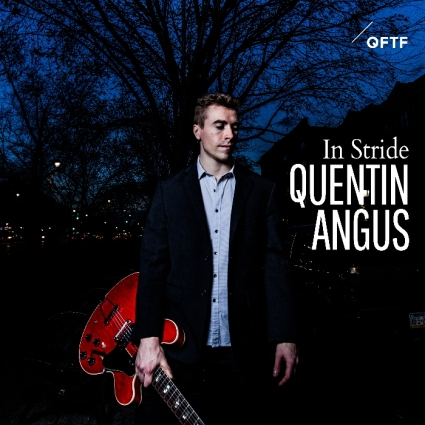 Quentin Angus - In Stride