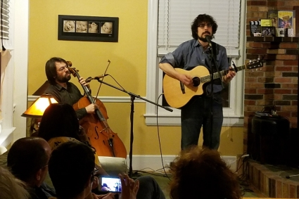 Nathans & Ronstadt at Upton House Concerts
