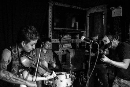 Norwood band photo