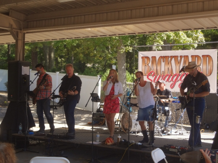 Backyard Swagger at Local CountryFest