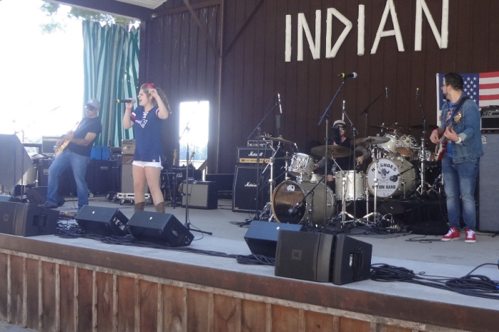 Lyssa Coulter at Local CountryFest