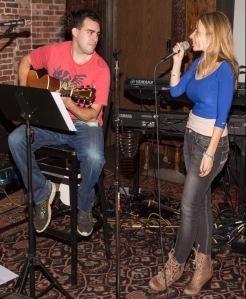 Kate Eppers with Brian Murphy (One Time Mountain)