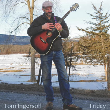Tom Ingersoll - Friday album cover