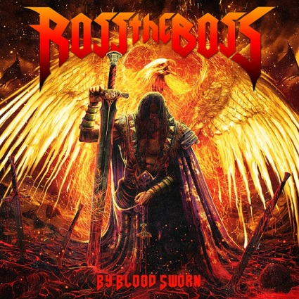Ross the Boss - By Blood Sworn album cover