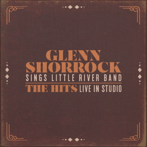 Glenn Shorrock Sings Little River Band album cover