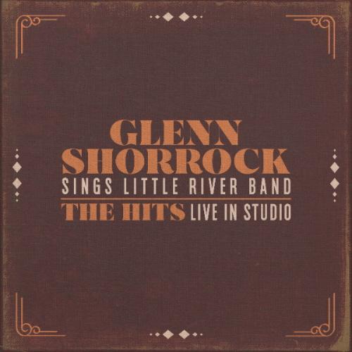 Glenn Shorrock Sings Little River Band album cover