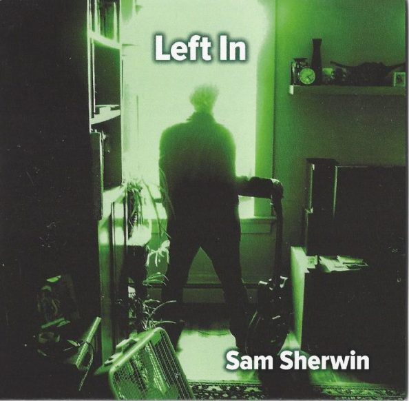 Sam Sherwin - Left In EP cover