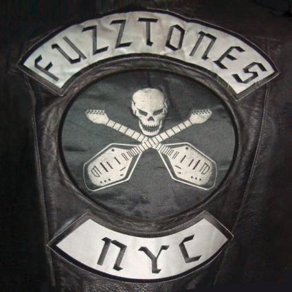 Fuzztones - NYC album cover