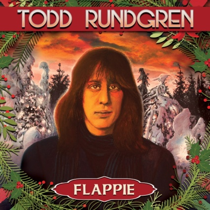 Todd Rundgren - Flappie single cover art