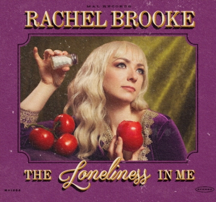 Rachel Brooke – The Loneliness in Me album cover