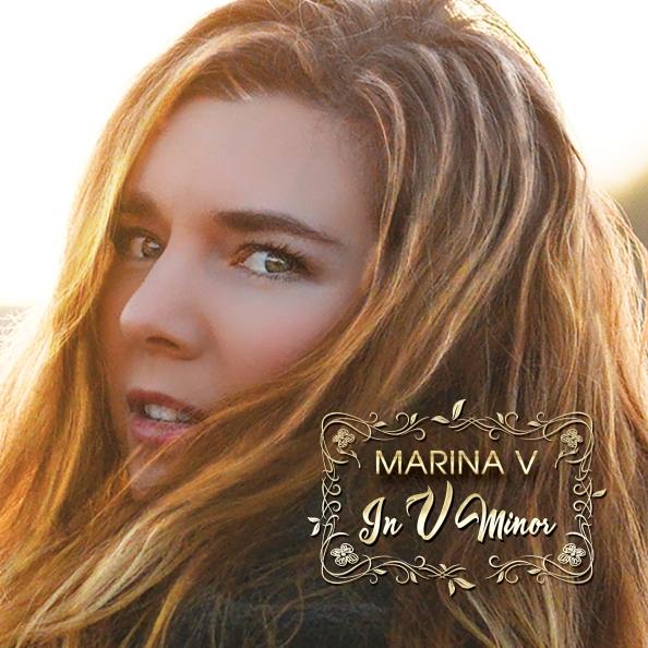 Marina V - In V Minor album cover