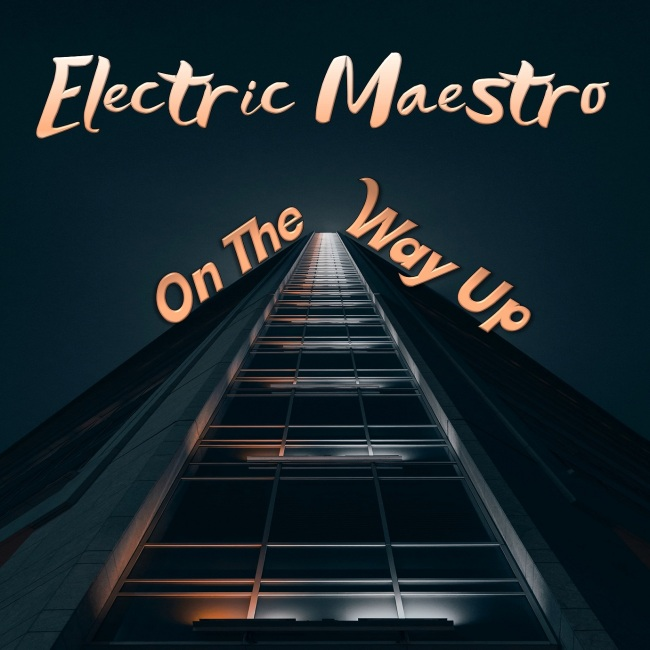 Electric Maestro - On the Way Up single cover