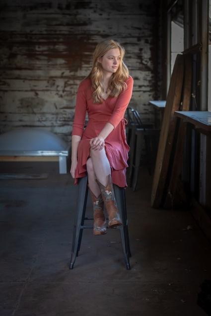 Leah Belle Faser