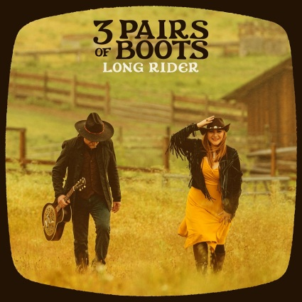 3 Pairs of Boots – Long Rider